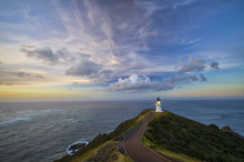 Lighthouse At Cape Reinga, New...