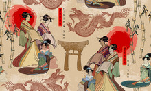 Japanese And Chinese Culture S...