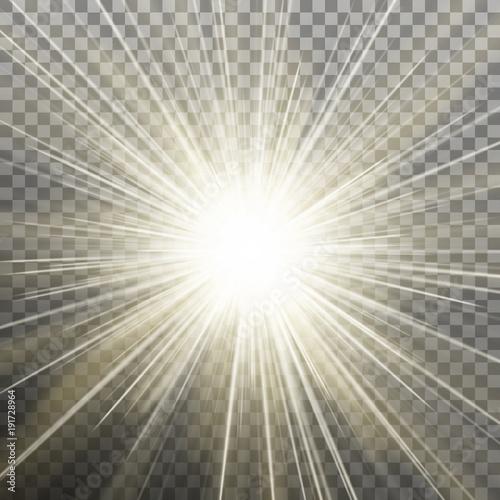 Cuadros en Lienzo Bright shining star