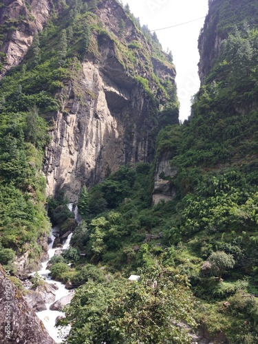 Foto op Aluminium Grijze traf. Nepal, Annapurna circuit. Nature & Landscape of an incredible Country