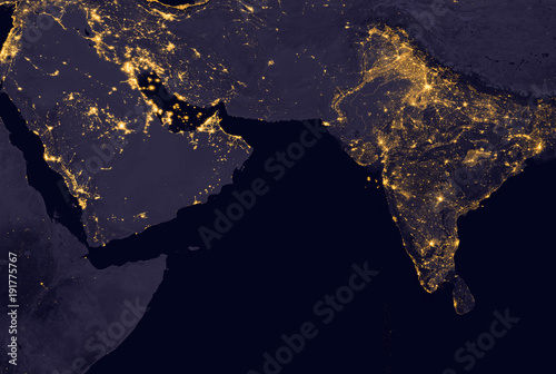 India lights during night as it looks like from space elements of india lights during night as it looks like from space elements of this image are gumiabroncs Gallery