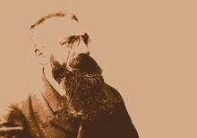 Rodin - Sculpteur - Portrait - Personnage Célèbre - Artiste - Sculpture