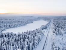 Road Through Winter Wonderland