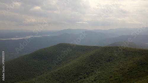 Fotobehang Grijs Catskill Mountains Upstate New York
