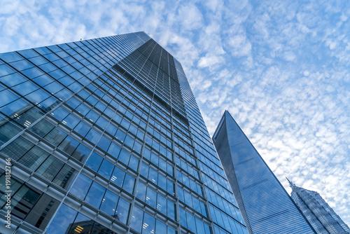 miastowi-budynkow-drapacze-chmur-w-szanghaj-dzielnicy-finansowej