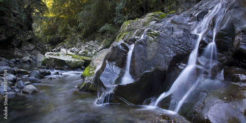 Photo  Williams River, Barrington Tops, NSW.