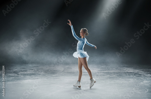 Tablou Canvas figure skating