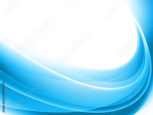 Foto op Aluminium Abstract wave 抽象的な背景