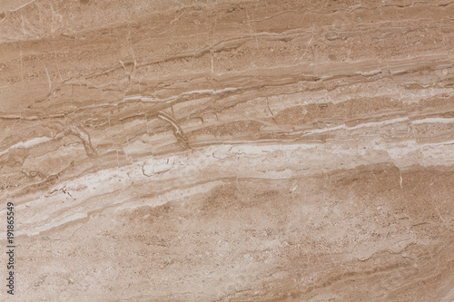 Papiers peints Marbre Brown marble texture with natural pattern for background or design.