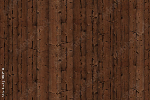 Tuinposter Hout Wood texture with natural patterns, brown wooden texture.
