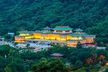 National Palace Museum In Taipei