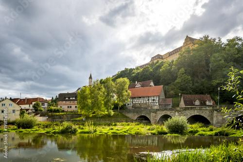 Recess Fitting Castle Kirchberg an der Jagst
