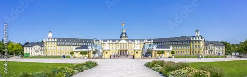 Fotografie, Obraz  Karlsruhe, Schloss