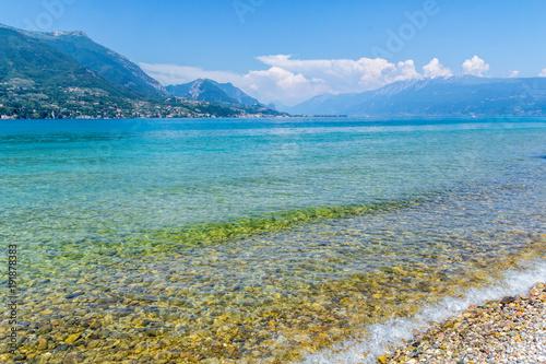 Fotomural Lake Garda, Italy