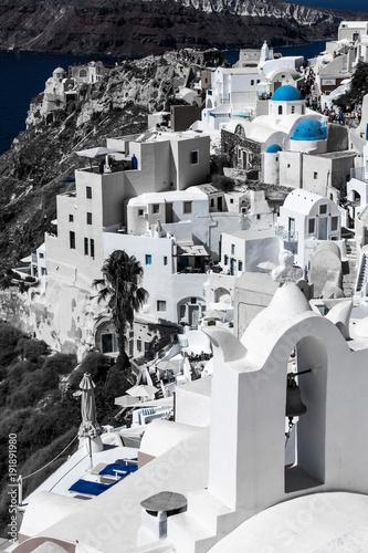 Fototapeta Santorini Variation1 obraz
