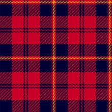 Scottish Plaid, Classic Tartan...