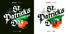 St. Patrick's Day Celebration Poster