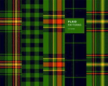 Tartan Seamless Patterns