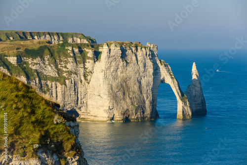 фотография Cliff of Étretat - Normandy France