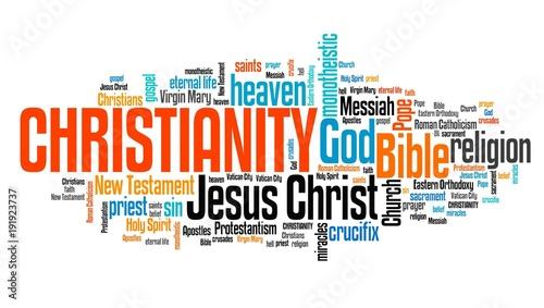 Fotografía  Christianity religion