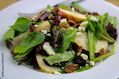 A Fresh Autumn Salad