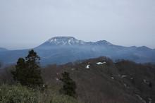 登山の風景