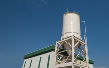 Silo Of Factory