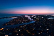 Aerial View Of Balboa Island I...