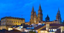 Santiago De Compostela Catedra...