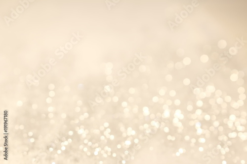 Obraz красивый фон с блестками и боке на белом фоне         - fototapety do salonu