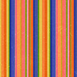 Vertical stripes pattern, seamless texture background. Ideal for printing onto fabric and paper or decoration. Yellow, orange, blue colors.