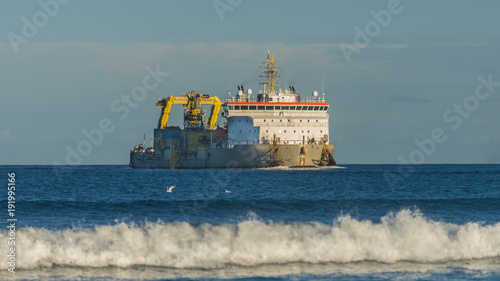 Valokuva Cable Laying Vessel