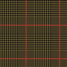 Glen Plaid Vector Pattern In A...