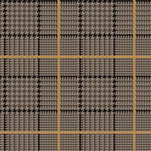 Glen Plaid Vector Pattern In G...