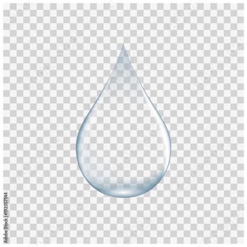 Kropla wody - fototapety na wymiar