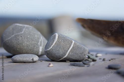 Photo sur Plexiglas Zen pierres a sable gaspesie7
