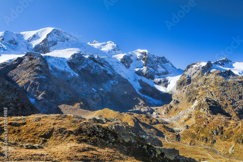 Photographie  Alpen