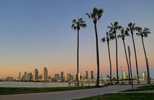 A View Of San Diego, Californi...