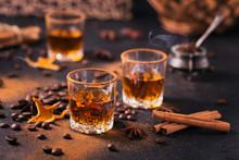 Whiskey, Brandy Or Liquor, Spi...