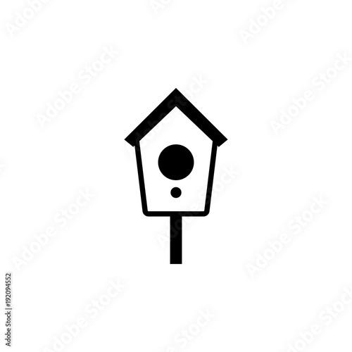 Fotografia birdhouse icon