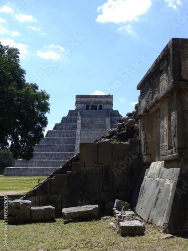 Plakat Piramida Majów