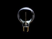 Glass Incandescent Lamp