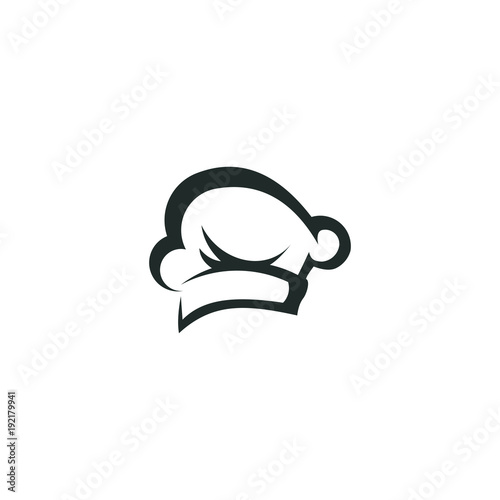 a47d79b7b98 Chef hat logo vector abstract template download - Buy this stock ...