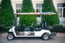 Golf Car Ready Service In The ...