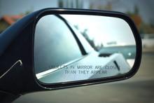 Corvette Mirror