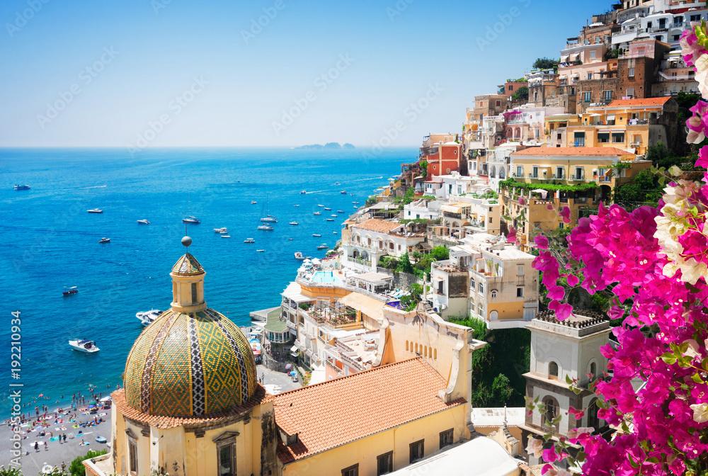 Fototapety, obrazy: Positano resort, Italy