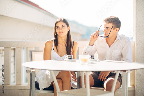 how did dating help the couple in getting to know each other