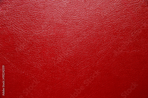 Cuadros en Lienzo Red leather texture