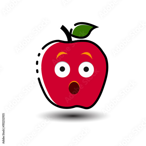 happy fruit logo