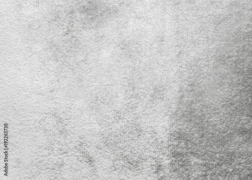 Cuadros en Lienzo Silver, white velvet background or grey velour flannel texture made of cotton or